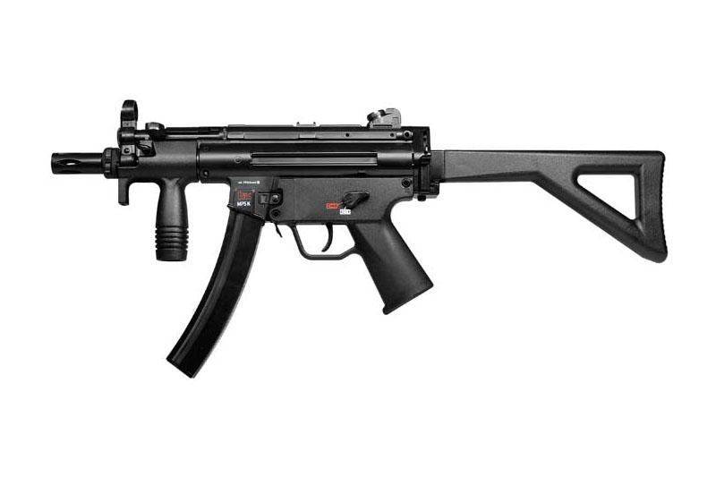pistolet maszynowy HECKLER & KOCH HK MP5